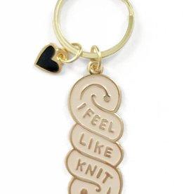 shelli Can IFLK Keychain (Ivory)
