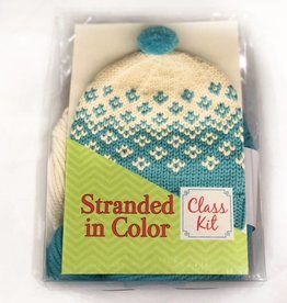 Stranded in Color Hat Kit