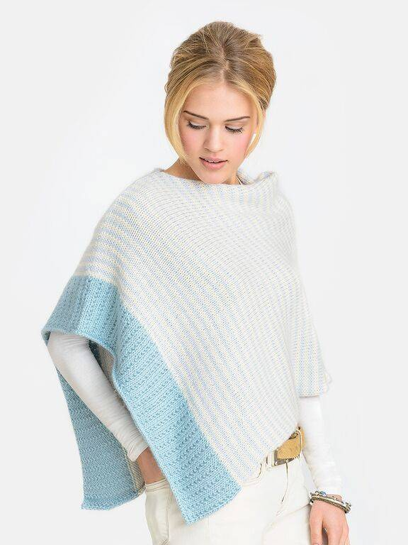Blue Sky Fibers Blue Sky Fibers Bianca Wrap Pattern #20151