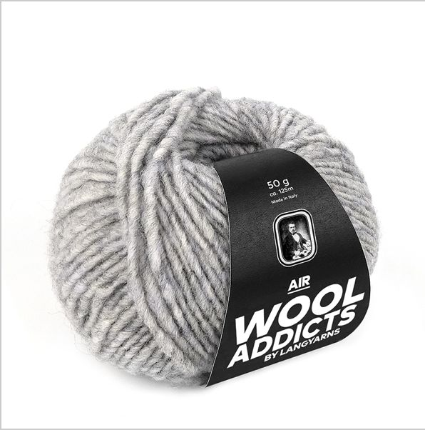 Wooladdicts W&Co.-WOOLaddicts Air by Lang