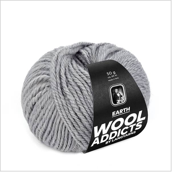 Lang WOOLaddicts Earth by Lang