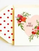 Card - Be Mine