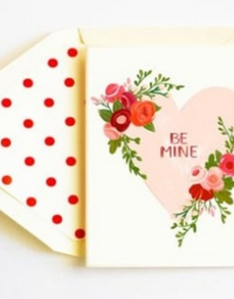 Card - Be Mine