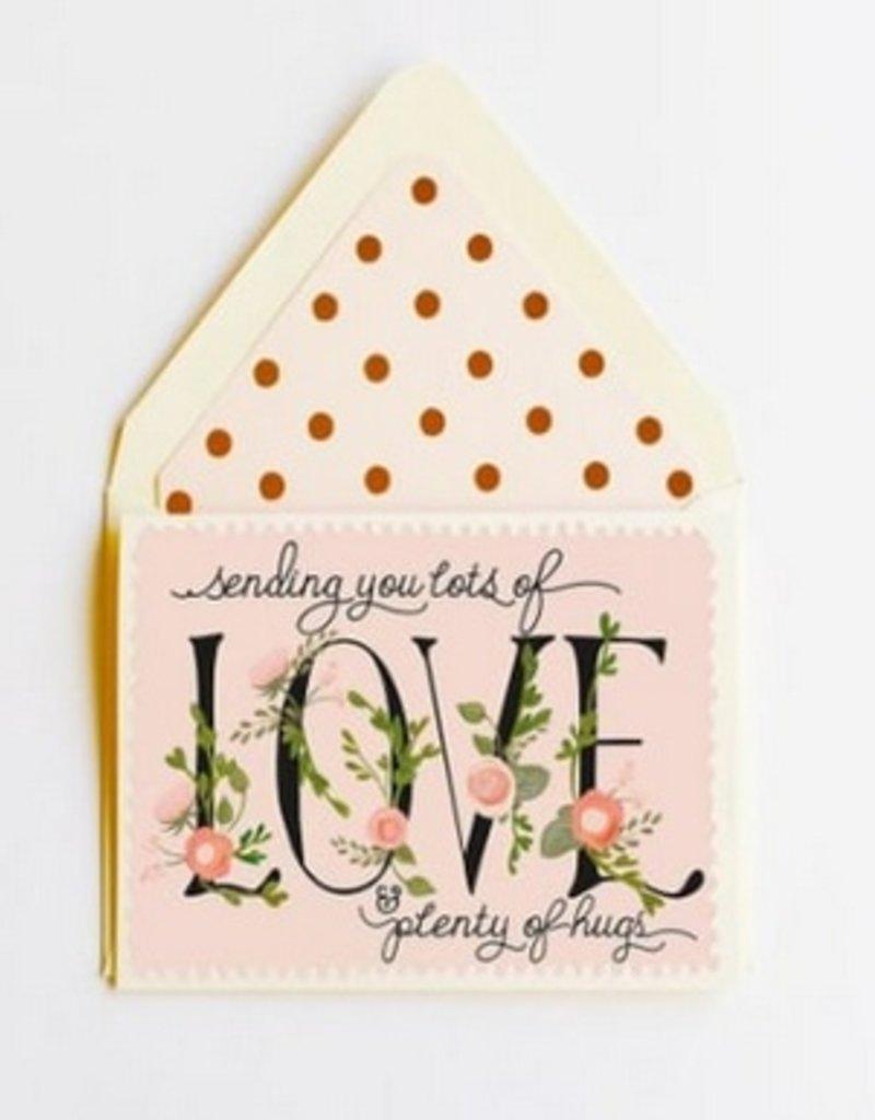 Card - Sending You Love
