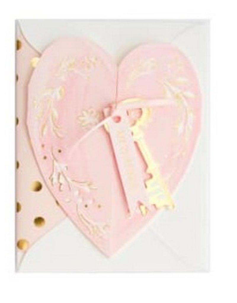 Card - Key to My Heart