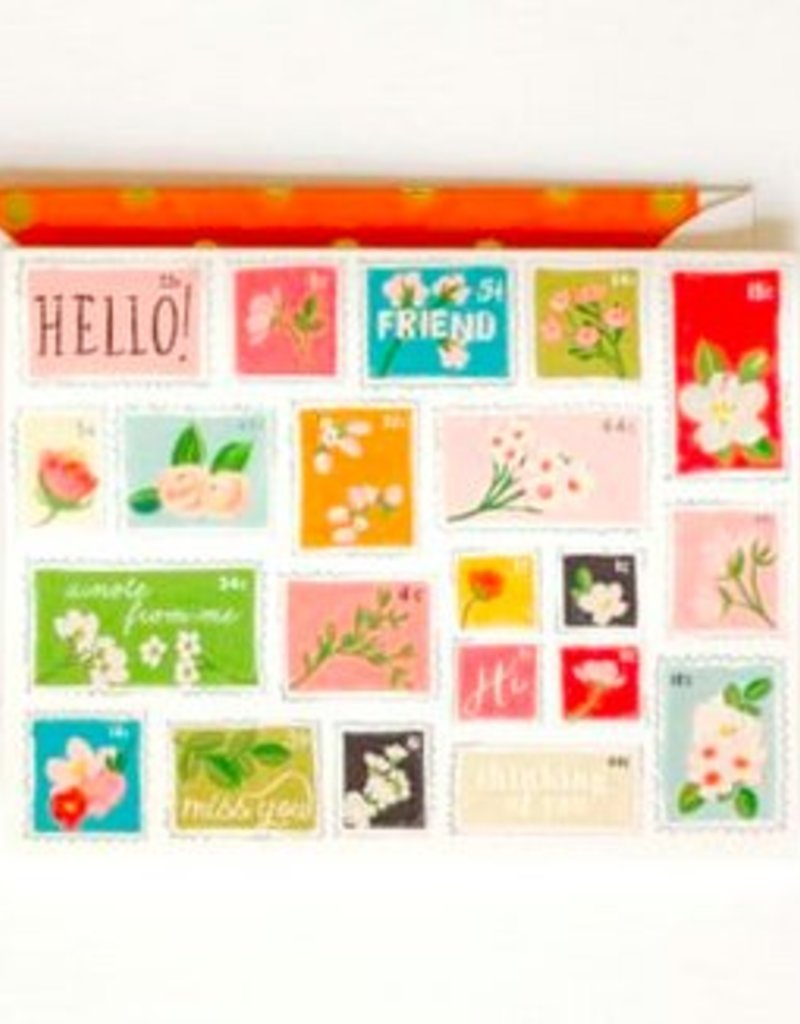 Card - Note for You Stamps