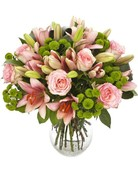 Mothers Day Deluxe Arrangement - Mixed Flowers