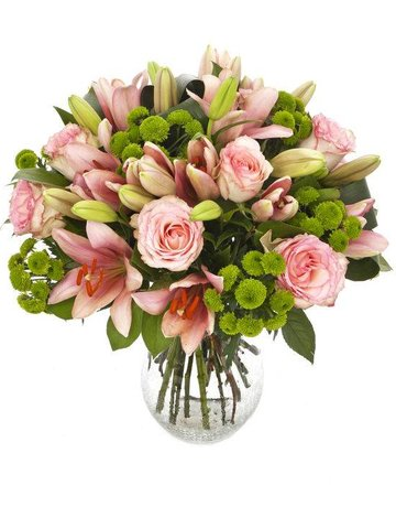 Deluxe Arrangement - Mixed Flowers