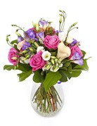 Mothers Day Traditional Arrangement - Mixed Flowers