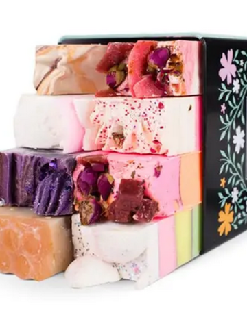 Soap Sampler in Gift Tin