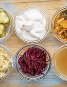 Class:  October 20th - Kefir, Kombucha & Cultured Foods