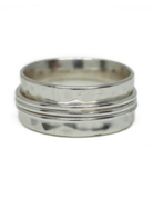 Ring - Spinner in Sterling Silver -