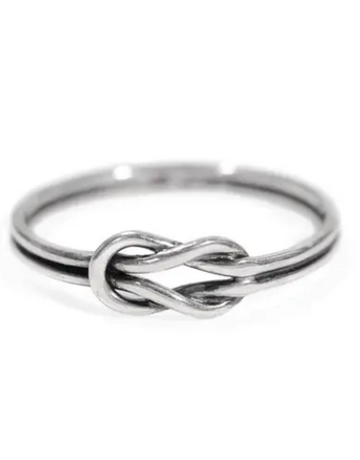 Ring - Love Knot