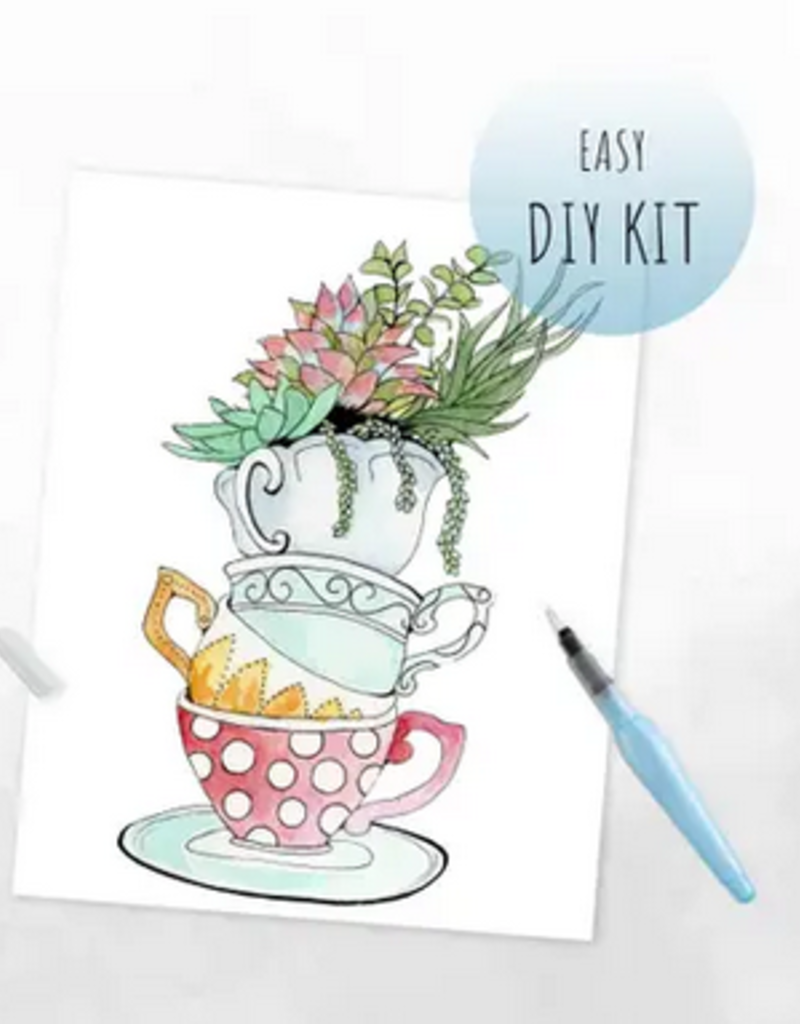 DIY - Watercolor Kit