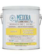 Laundry Powder - 128HE/64STND - Lemon - Zero Waste - Per Ounce