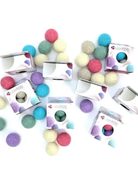 Dryer Ball - 3 Pack - Assorted (Random) Colors