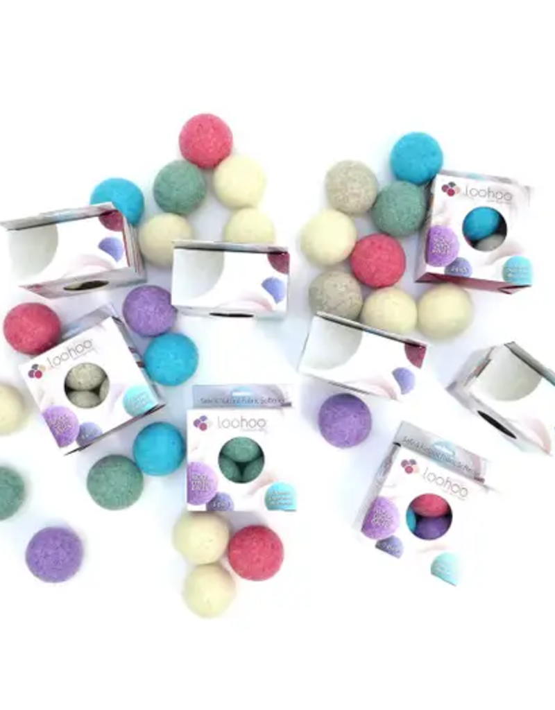 Dryer Ball - 3 Pack - Assorted (Random) Colors