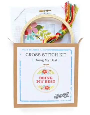 DIY - Cross Stitch Kit