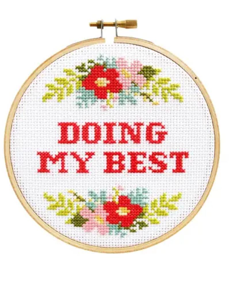 DIY - Cross Stitch Kit