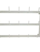 Wall Mug Rack - Beige