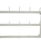 Wall Mug Rack - Beige
