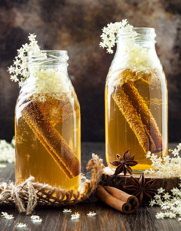 Class:  February 23 - Strictly Kombucha
