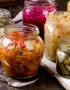 Class:  March 22nd - Strictly Cultured Vegetables