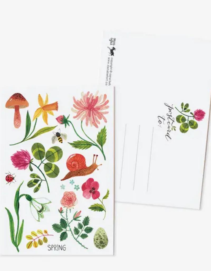Oana Befort - Spring Postcard