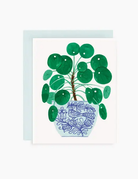 Oana Befort - Pilea Pot Card