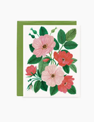 Oana Befort - Wild Roses Card