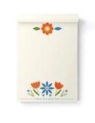 Amber Leaders Designs - Notepad