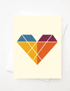Amber Leaders Designs - Heart Card