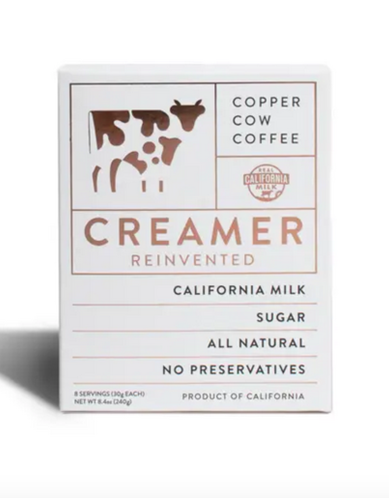 Copper Cow - Coffee Creamer