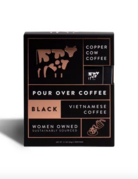 Copper Cow - Vietnamese Coffee Kit - 5 pack