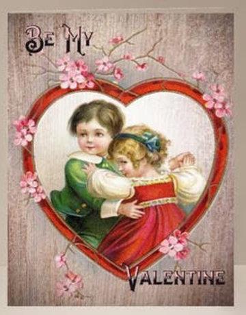 Yesterday's Best - Boy & Girl Valentine