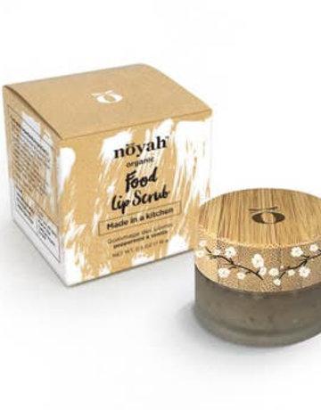 Noyah Organic - Vanilla & Peppermint Lip Scrub