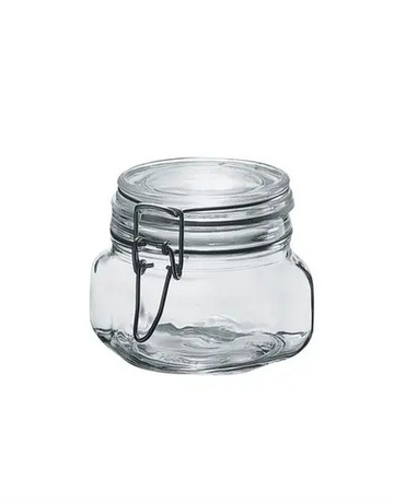 Borgonovo Hermetic Jar - 7oz