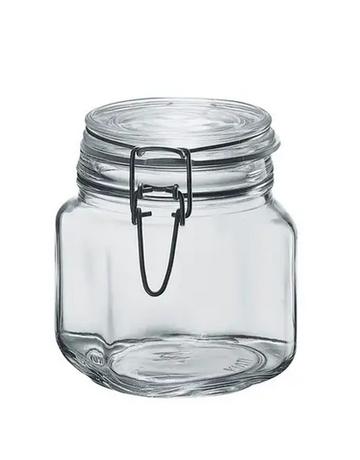 Borgonovo Hermetic Jar - 25oz