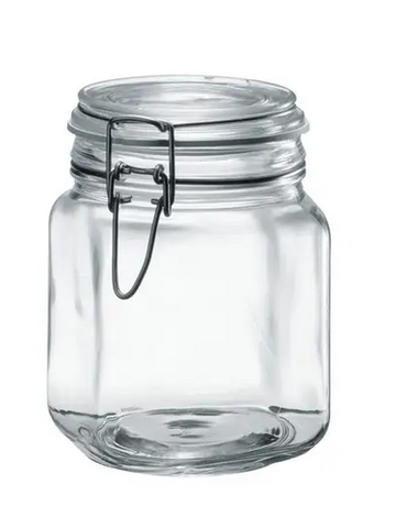 Borgonovo Hermetic Jar - 34oz
