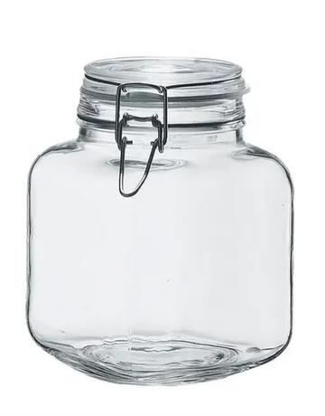 Borgonovo Hermetic Jar - 68oz