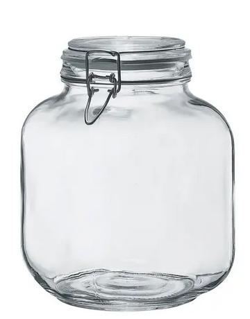 Borgonovo Hermetic Jar - 105oz