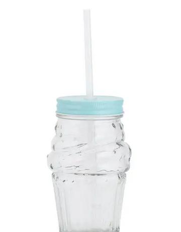 Jar - Ice Cream - Mint Lid