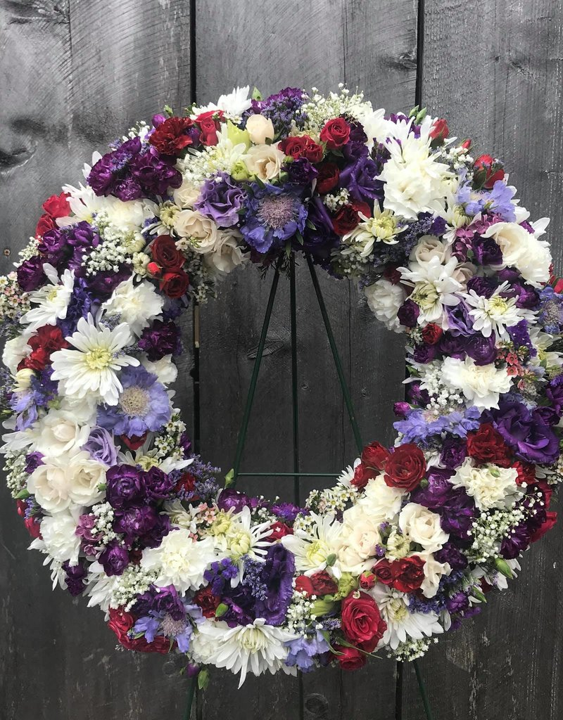Celebration of Life - Wreath - 24""