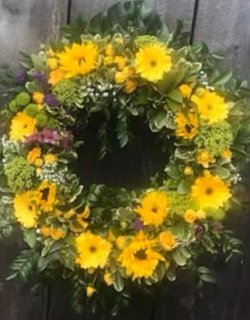 Celebration of Life - Wreath - 18""