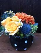 Miniature Arrangement - Assorted Flowers