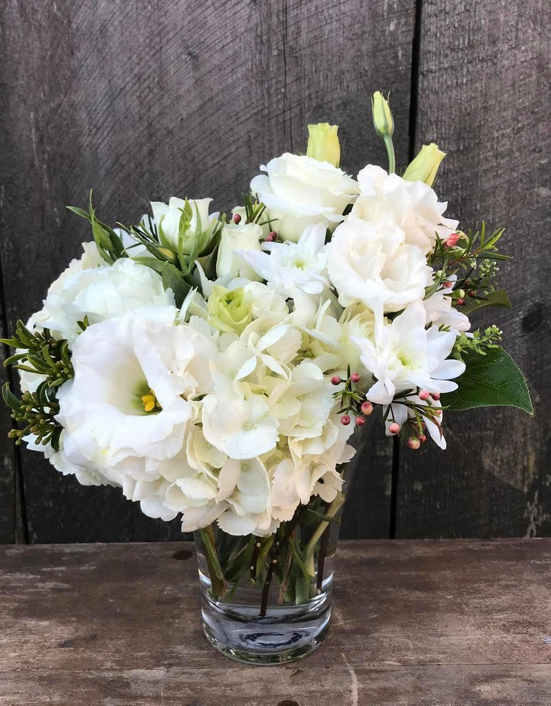 Traditional Bouquet in Vase