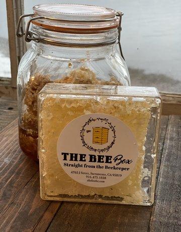 Beeswax Starthistle Honeycomb in .6oz Box