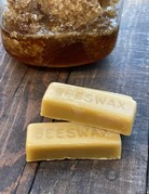 Beeswax in a 1oz Bar