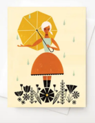 Amber Leaders Designs - April Showers Card