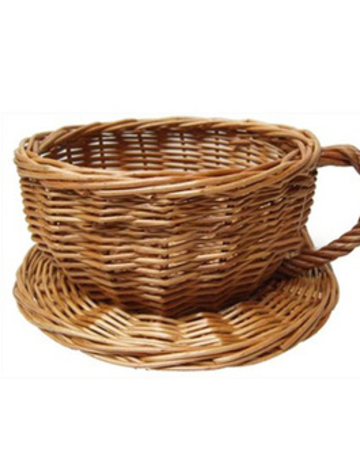 """Mothers Day - Design in 8"""" Willow Teacup"""